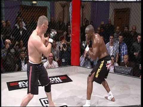Earl Brown vs Paul Cahoon part 2