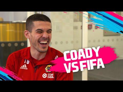 Is Adama Traore really the FASTEST player in the world?!   Conor Coady vs FIFA 19 🔥