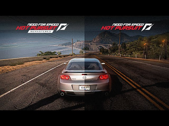 Need for Speed: Hot Pursuit Remastered (видео)