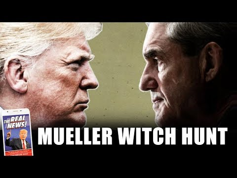 "BREAKING!! ""MUELLER WITCH HUNT COMPLETELY OVER""!! DARK SECRET HANNITY WANTS ALL AMERICAN TO KNOW"