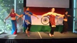 Deewangi Deewangi - Om Shanti Om - SARI Bollywood Dance Performance