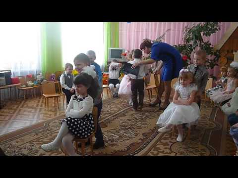 Танец средней группы 8 марта!2садик г Велижа!