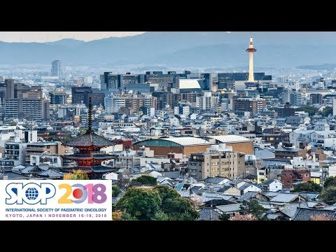 SIOP 2018 Join us in Kyoto