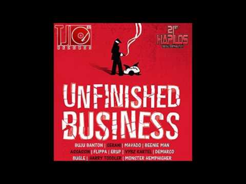 Unfinished Business Riddim mix 2008 (TJ Records) Mix by djeasy