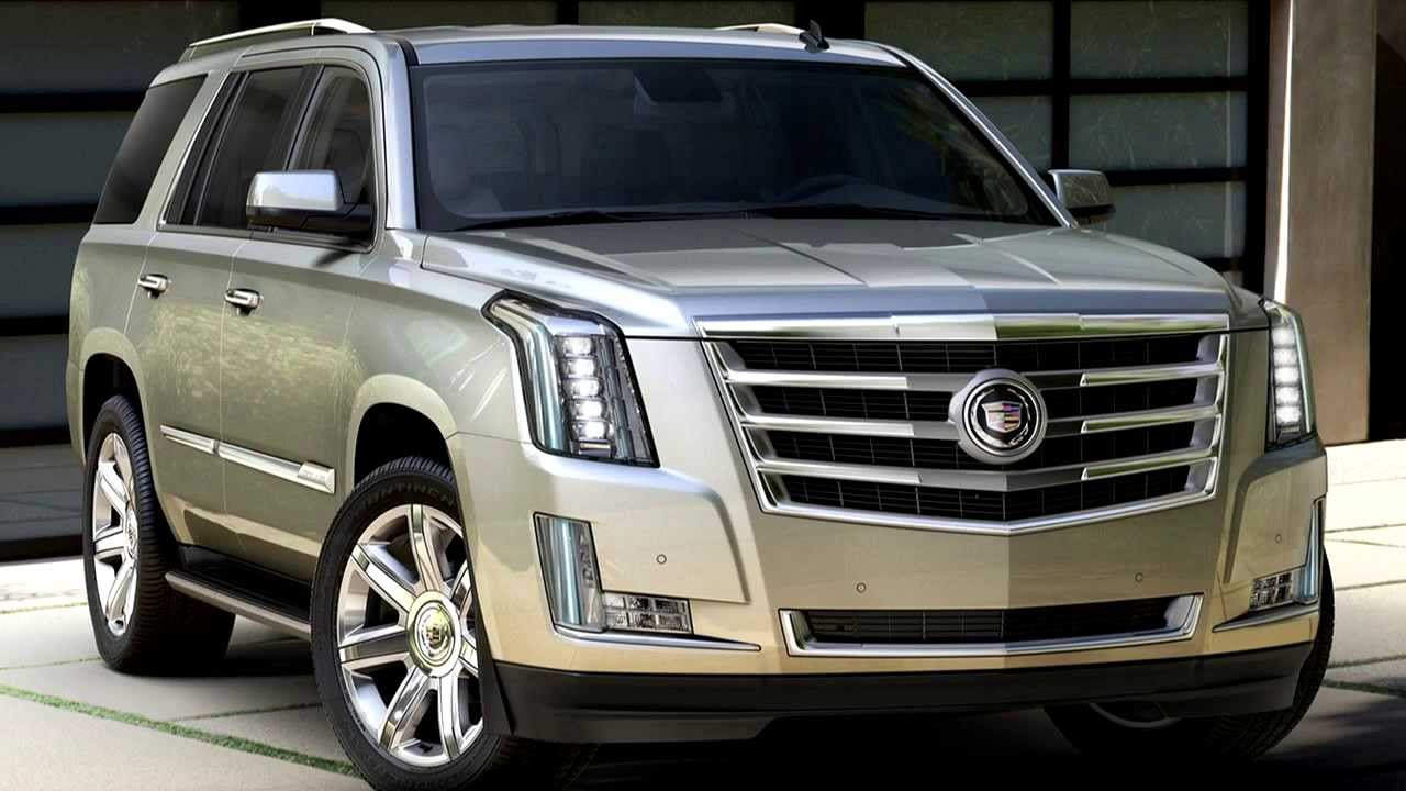 Cadillac Escalade 2015 - 15 Photos - YouTube