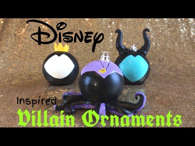 Diy Disney Christmas Ornaments Revamp Your Dollar Tree Ornaments