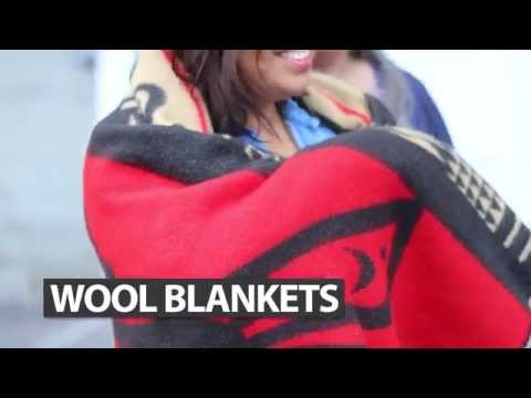 Support The First Native-owned Company To Offer Wool Blankets
