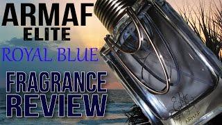 Armaf: Elite Royal Blue Fragrance Review
