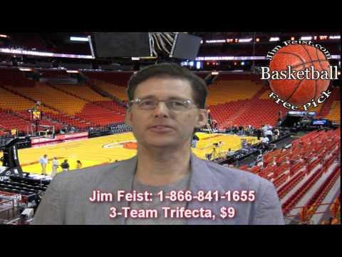 Miami Heat vs. Brooklyn Nets Game 4 Free NBA Pick, May 12, 2014
