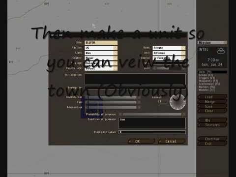 ARMA 2 Operation ArrowHead Town Generator