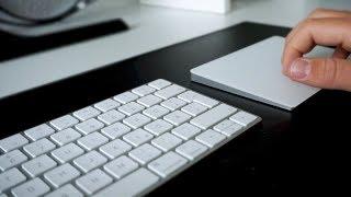 Erfahrungsbericht Apple Magic Keyboard / Magic Trackpad 2 - Sind sie ihr Geld wert?