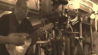 1903 Steam Engine Blues - Resonator mandolin!!