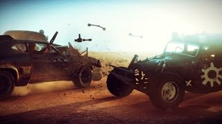 PS4 - Mad Max Story Trailer [E3 2015]