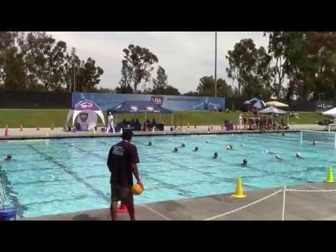 Water Polo - 12U Offshore vs Davis JO 2015 1