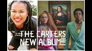 BEYONCE AND JAY- Z NEW ALBUM Everything Is Love First Reaction