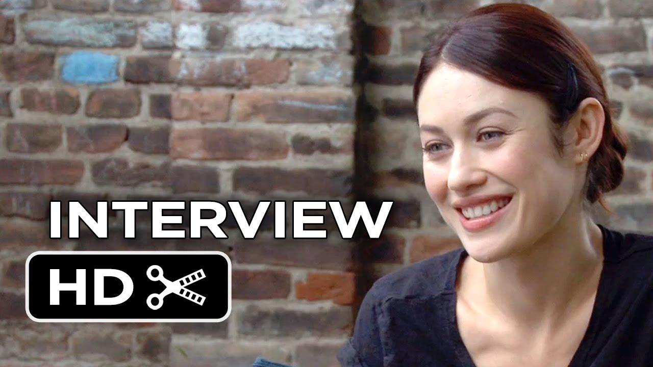 Download The November Man Interview - Olga Kurylenko (2014) - Action Thriller HD