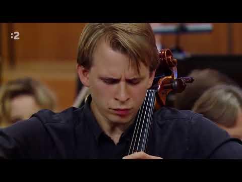 Marcin Zdunik, cello / M. Weinberg - Fantasia for cello and Orchestra