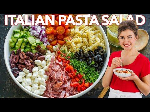 how-to-make-italian-pasta-salad-with-homemade-italian-dressing
