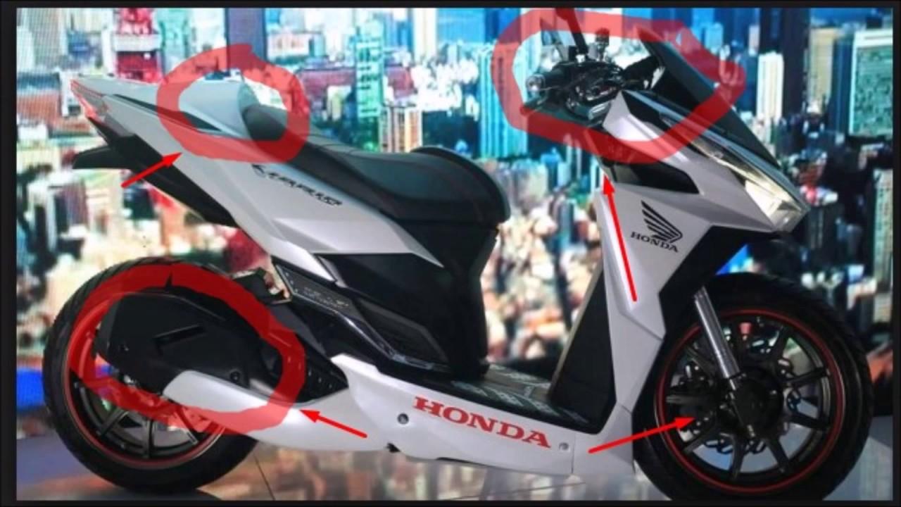 All New 2018 Honda Vario 150r Esp Scooter Honda Vario 150cc Esp