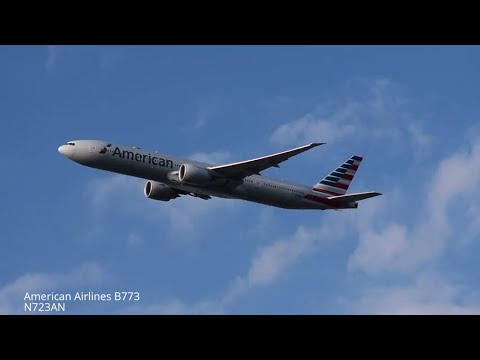 Plane Spotting at John F Kennedy International Airport New Y