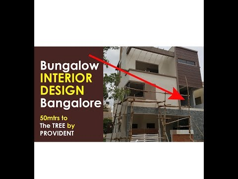 Bungalow Interiors at Off Magadi Road, Herohalli, just 50metres from The Tree by Provident