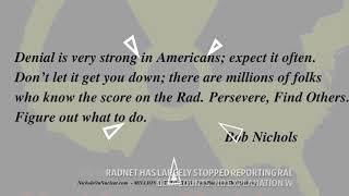 Weekly Reader: RadWeather Report -  YRTW 34 - Million A Week Club by Bob Nichols -