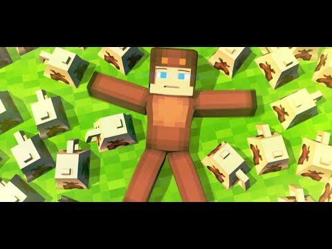 "♫""LUCY"" - Minecraft Parody By MooseCraft♫ (Minecraft Music Video)"