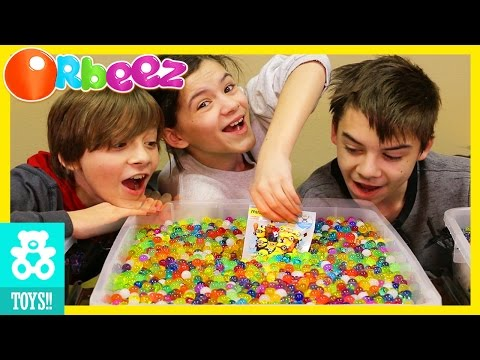 ORBEEZ TREASURE HUNT CHALLENGE!  #3 |  KITTIESMAMA