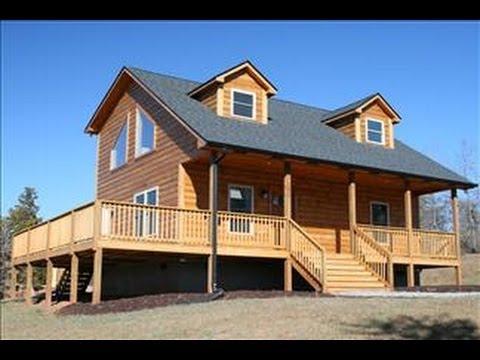 Custom Cabin Near Lake Lure NC For Sale $142,900 ~SOLD~   YouTube