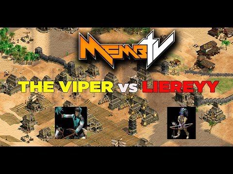 Liereyy vs TheViper how to fight vs Burmese???