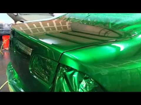 Supreme Autoworks Organic green H.O.K