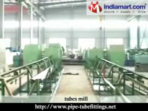 Industrial Steel Pipes, Steel Pipes, Stainless Steel Pipes, Steel Pipes Exporters