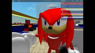 roblox sonic tycoon w/ the redstone lord