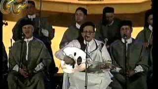 طرب ليبيا حسن عريبي- قصيدة المنفرجة لابن النحوي
