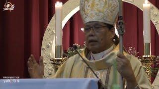 Kotbah Uskup Surabaya, Misa Tahbisan Imam dan Diakon Keuskupan Surabaya, 14 Mei 2019