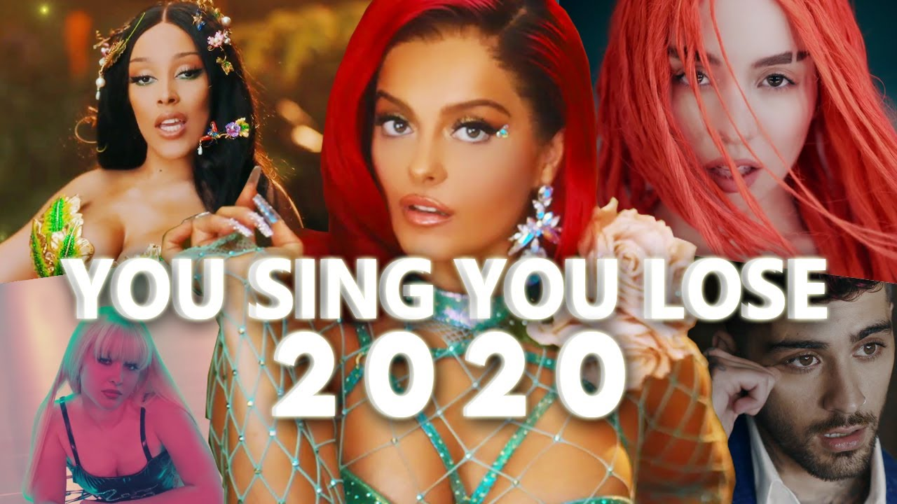 IF YOU SING YOU LOSE - BEST SONGS OF 2020