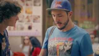 gay couple social experiment. Reactions to homophobia(See the reactions toward discrimination to a gay couple in Madrid, España. FELGTB rights., 2015-09-29T21:19:35.000Z)