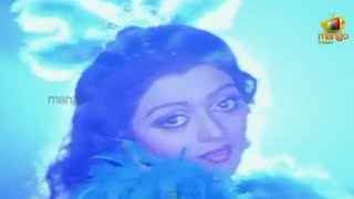Jebu Donga Songs - Aa Aa Adi Gunta Song - Chiranjeevi, Bhanupriya, Radha
