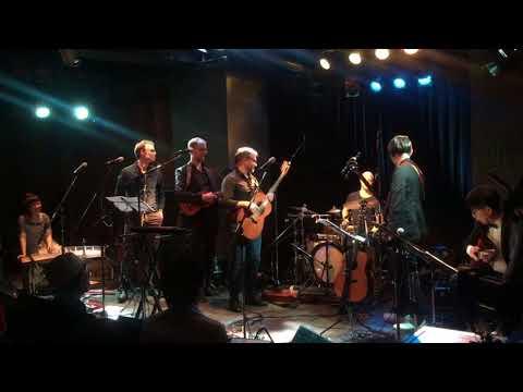 """JAERV - """"Kokiriko Bushi"""" LIVE at Club Mandala Tokyo (with Japanese Hogaku artists)"""