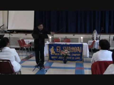 El Shaddai New York Chapter BCM Seminar part 1