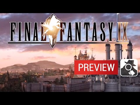 THAT'S NOT WHAT FINAL MEANS | Final Fantasy IX iPhone & iPad Preview