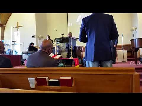 Pastor Gregory Sawyer