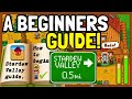 THE ULTIMATE BEGINNER GUIDE Stardew Valley Starter Tips Tricks mp3