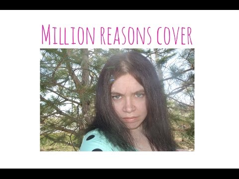Million Reasons Lady Gaga Cover - Nichole337