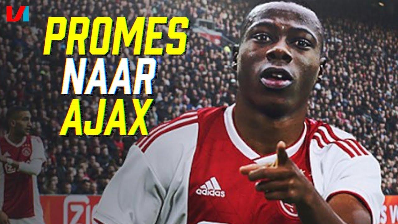 MEGATRANSFER: Quincy Promes Is Een Geweldige Aanwinst voor Ajax!