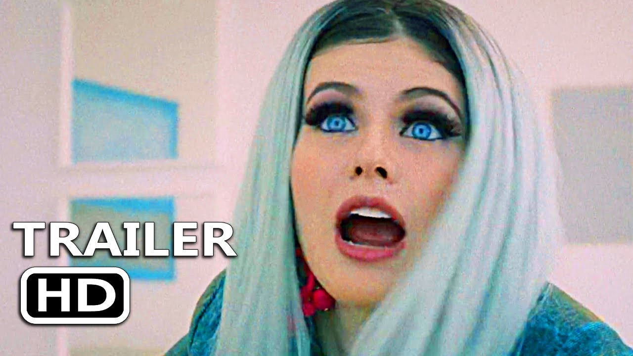 Download LOST TRANSMISSIONS Official Trailer (2020) Alexandra Daddario Movie