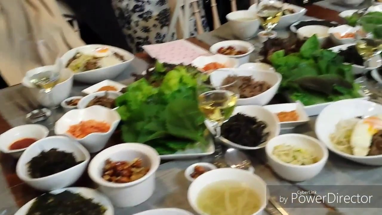 Cuisine cor enne youtube for Cuisine coreenne