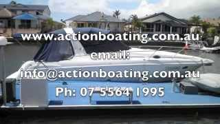 Mustang 3800 Sports Cruiser  for sale Action Boating Boat Dealer Gold Coast