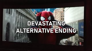 ALTERNATIVE ENDING Spider-Man Far From Home Re-release #SaveSpiderMan