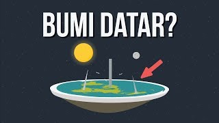 Apa Jadinya Jika Bumi Datar?